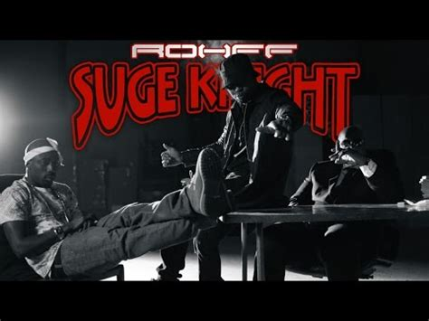 rohff suge clip officiel