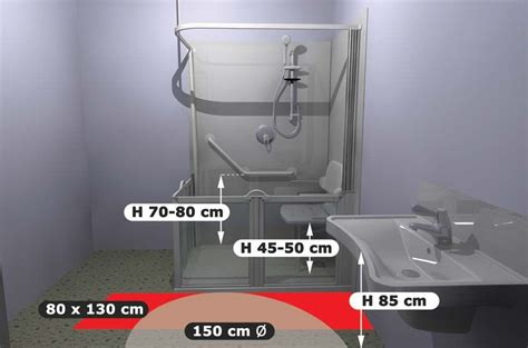 siege de cuisine hauteur normes d 39 accessibilité pmr salle de bain
