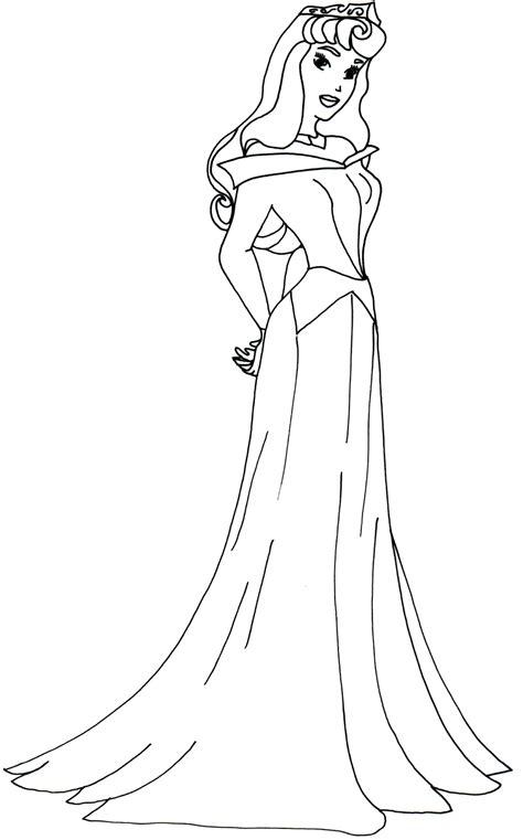 sofia   coloring pages princess aurora sofia   coloring page