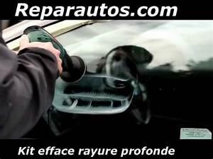 Efface Rayure Voiture Profonde : kit efface rayure profonde vitre youtube ~ Medecine-chirurgie-esthetiques.com Avis de Voitures