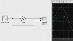 Getting Started With Simulink  Part 1  Building And Simulating A Simple Simulink Model Video