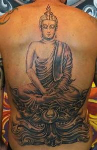 Back Arm Design Buddha Tattoos Designs Ideas And Meaning Tattoos For You