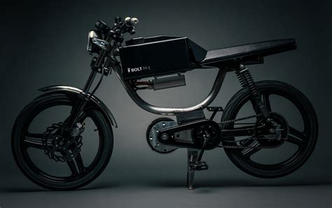Bolt M-1 Electric Bicycle, Moped, Motorcycle Thing