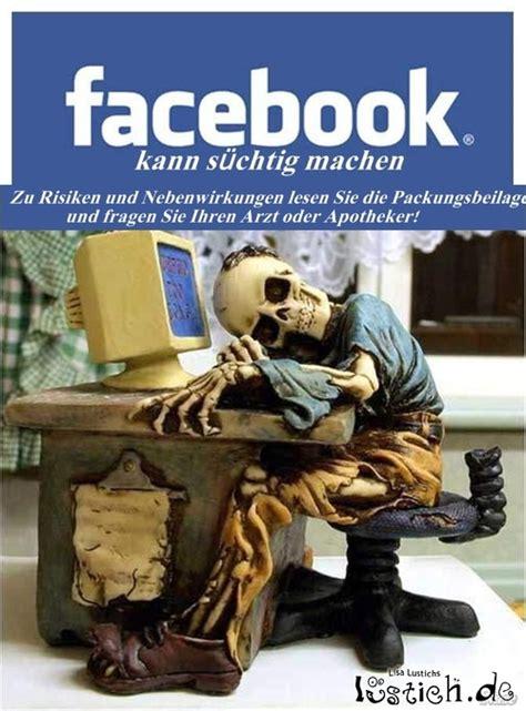 Facebook-Sucht Bild - lustich.de