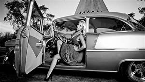 Auto Spiele Für Mädchen : hd hintergrundbilder m dchen auto retro schwarz wei foto desktop hintergrund ~ Frokenaadalensverden.com Haus und Dekorationen