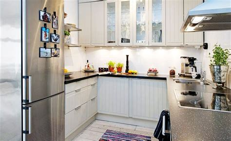 Organize And Utilize Your Small Kitchen Space
