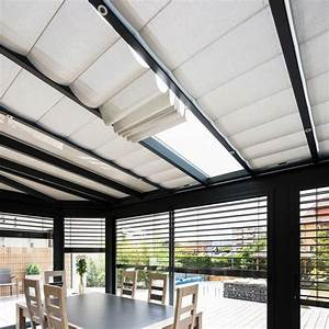 Store De Veranda Interieur : store plafond interieur pour veranda store v lum plafond v randa mesures pour un store velum ~ Voncanada.com Idées de Décoration