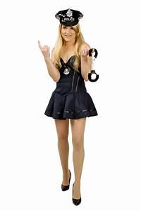 Coole Kostüme Damen : sexy polizistin kost m damen damenkost m karneval kleid polizeim tze kost me ~ Frokenaadalensverden.com Haus und Dekorationen