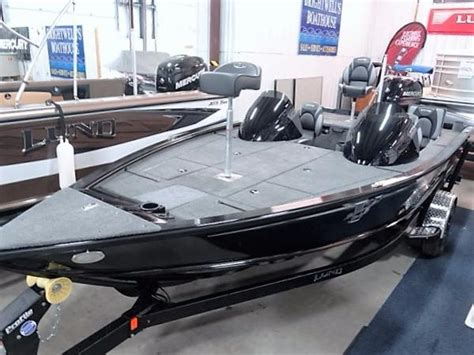 Bass Pro Lund Boats by Lund 1875 Pro V Bass Boats For Sale Boats