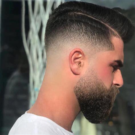 corte degrade cabelo  barba  menstyle trends