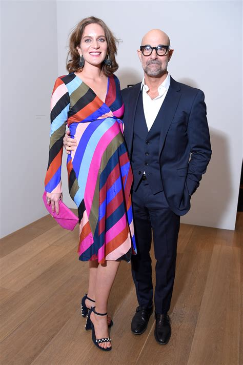 Stanley Tucci's Wife Felicity Blunt Pregnant Second Child ...