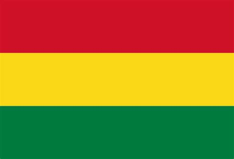Flag of Bolivia / Bandera de Bolivia