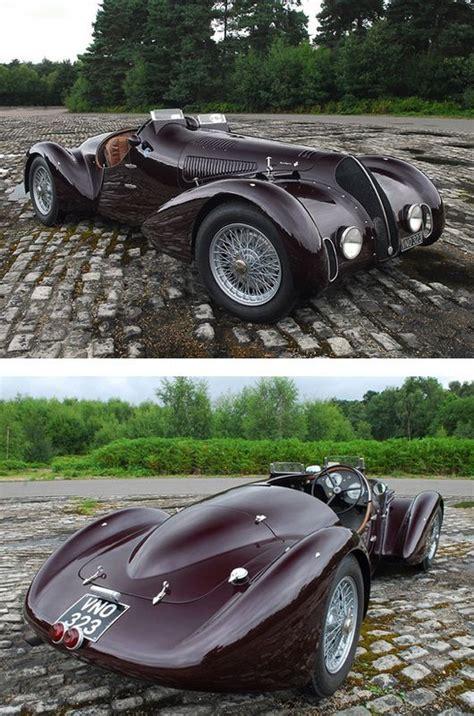 1938 Alfa Romeo 6c 2300b Mille Miglia Spyder From Here