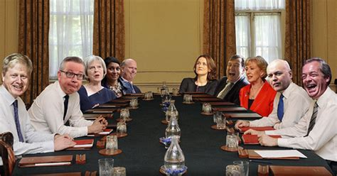 How Boris Johnson's Cabinet might look if he succeeds ...