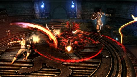 dungeon siege 3 trailer two dungeon siege iii screenshots rpg site