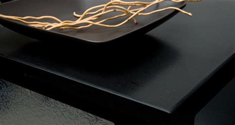 Caesarstone #3100 Jet Black   Select Granite Tops Inc