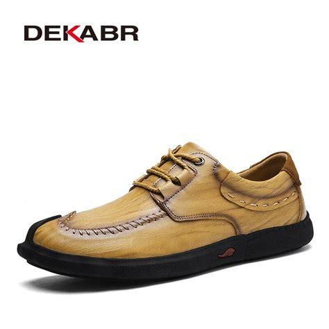 Aliexpress Buy Dekabr Classic Style Men Shoes