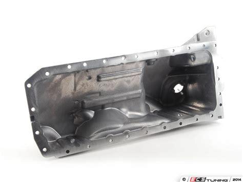 genuine bmw  engine oil pan