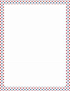 Red And Blue Page Borders | www.pixshark.com - Images ...