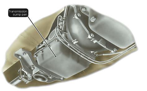 check  change automatic transmission fluid