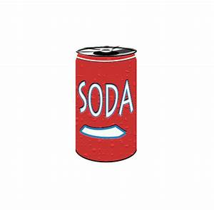 Soda Can Clipart - Cliparts.co
