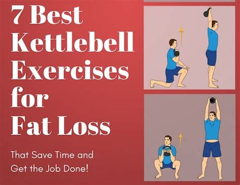 loss kettlebell fat exercises exercise