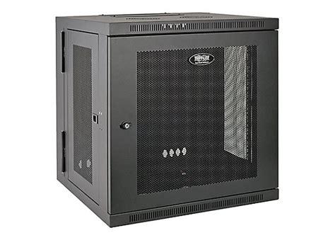 wall mount server cabinet tripp lite 12u wall mount rack enclosure server cabinet