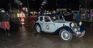 Monte Carlo Classic Rally off to a great start in ...