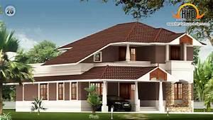 House design photos kerala home exterior design photos for Images of houses and designs
