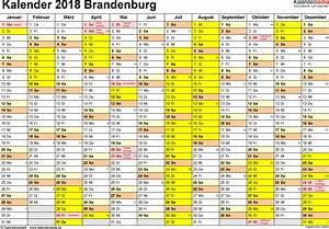 Ferien Nrw 2018 19 : ferien brandenburg 2018 bersicht der ferientermine ~ Buech-reservation.com Haus und Dekorationen