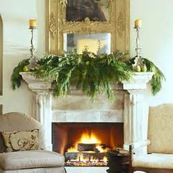 36 ways to decorate the christmas fireplace mantel hello lovely