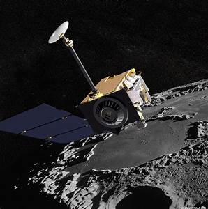 LRO spacecraft captures images of LADEE's impact crater
