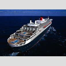 Cunard Line  Vision Cruise