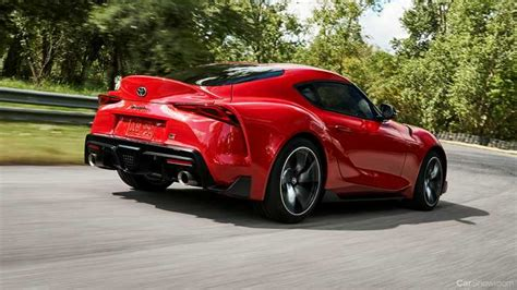 The 2020 Toyota Gr Supra (a90), This Is Finally It