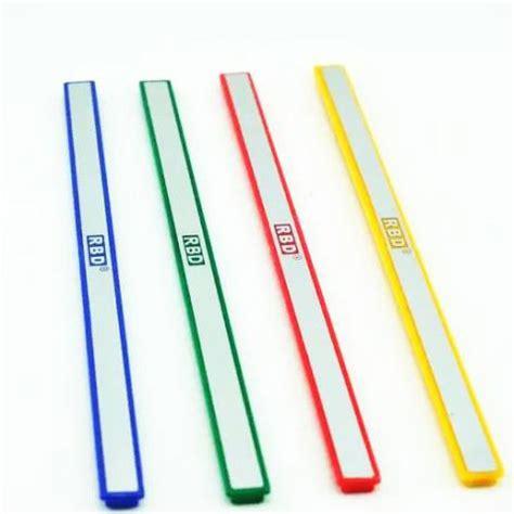 strong magnet color strip bar whiteboard chalk holder