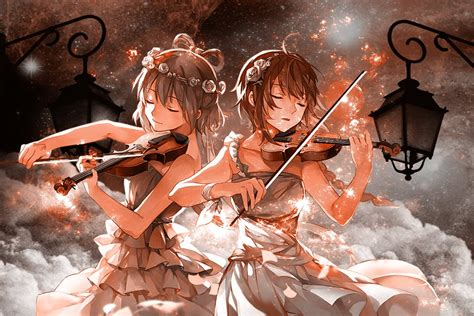 Violin Wallpaper Anime - violin anime by jacklinmendy on deviantart