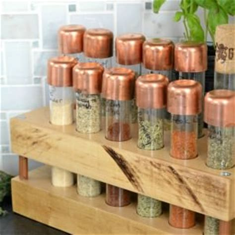 Diy Test Spice Rack by Diy Upcycled Projects Refresh Living