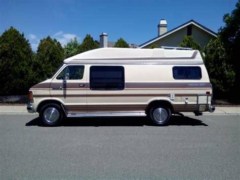 1989 Dodge Class B Camper Van  $3800 (sacramento, Call