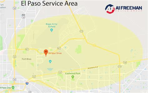 el paso movers     freeman moving group