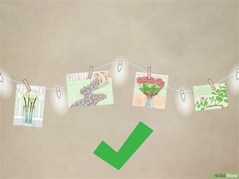 bilder ohne rahmen aufhängen bilder ohne rahmen aufh 228 ngen wikihow