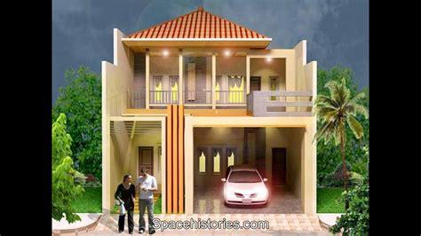 gambar desain rumah minimalis type  wallpaper dinding