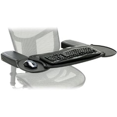 new mobo chair mount ergo keyboard and mouse