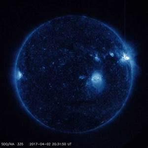 NASA's Solar Dynamics Observatory Captures Trio of Solar ...