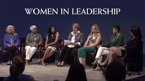 womens giving alliance women  leadership panel