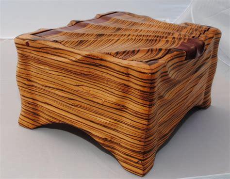 woodworking projects zebra wood box  greg  cajun