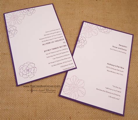 Printing Wedding Invitations At Staples