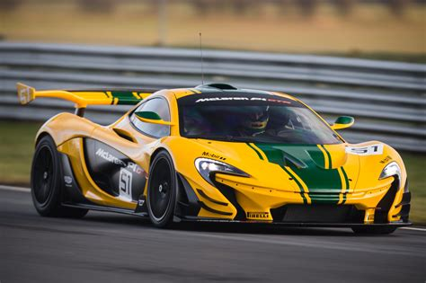 Bruno Senna Is The New Mentor For Mclaren's P1 Gtr Driver