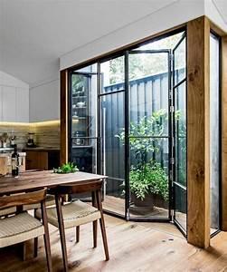 porte d entree blindee a paris conception 2017 idees de With porte de garage avec porte pliante d interieur