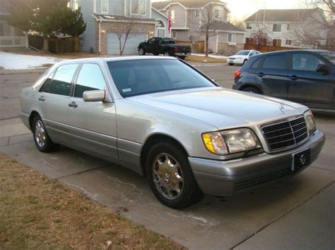 Buy Used 1996 Mercedes Benz S500 Excelent Condition In