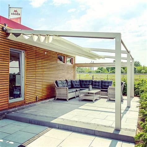 Sonnenschutz Für Terasse by Faltanlage Als Mobiler Sonnenschutz Und Regenschutz F 252 R